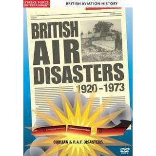 British Aviation History British Air Disasters - 1920 - 1973 [REGION 0 - PAL] [DVD]